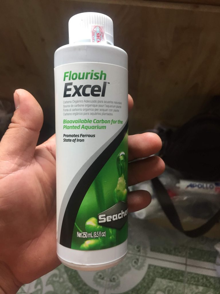 Thuốc Diệt Rêu EXCEL flourish