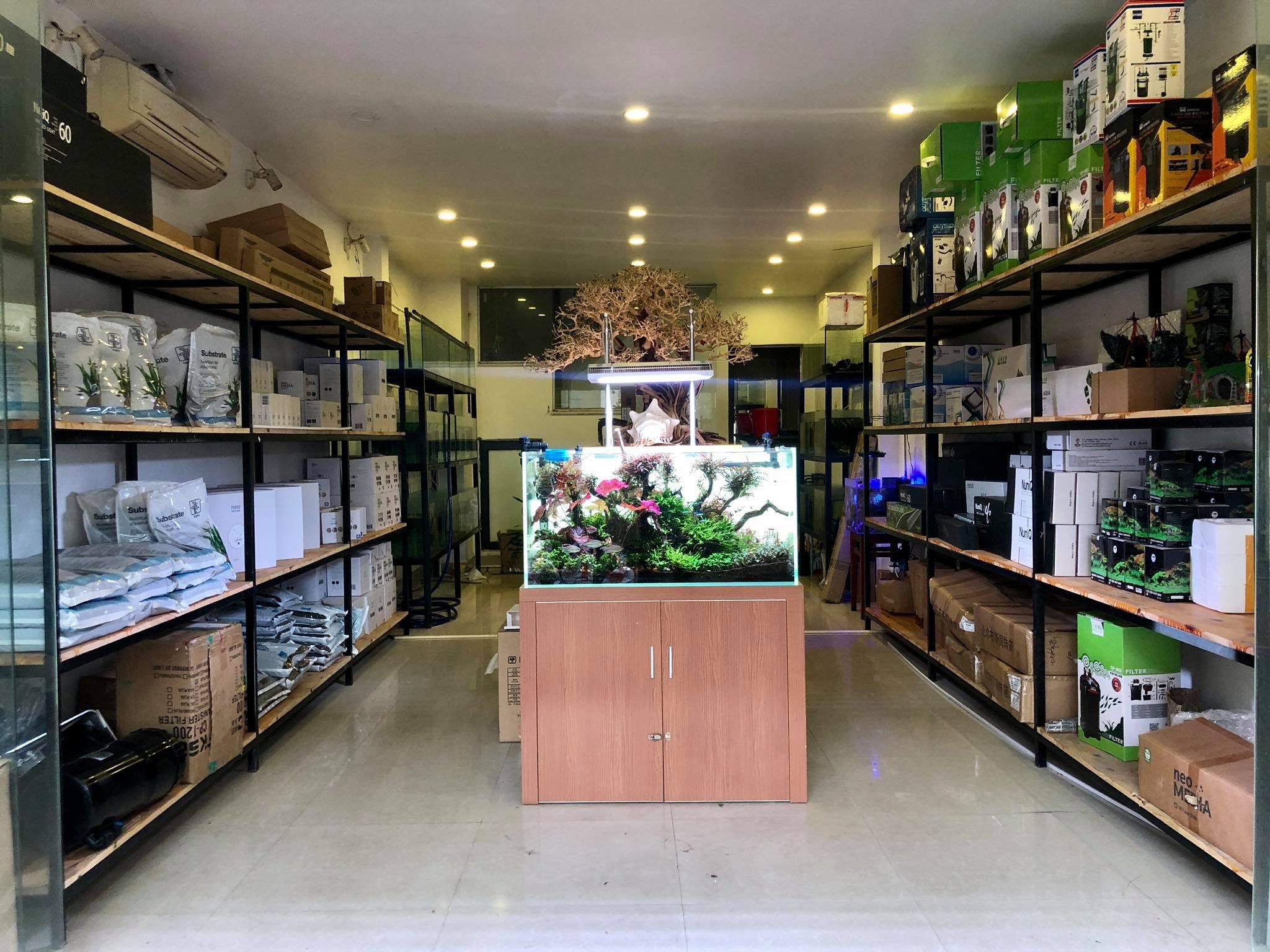 cửa hàng cá cảnh Thủy Sinh 4U