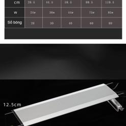 kiểu dáng sản phẩm đèn thủy sinh