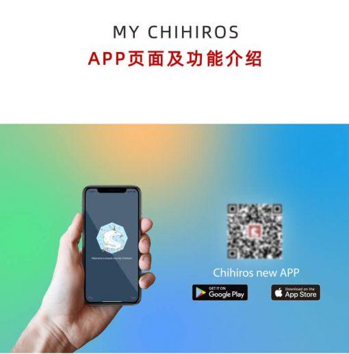 App điều khiển đèn chihiros wrgb 2