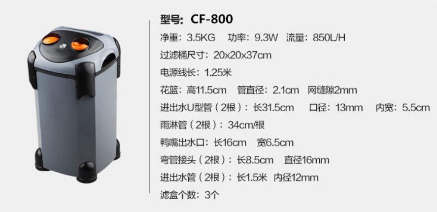 CF 800
