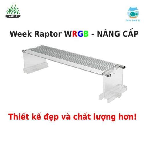 Đèn week raptor wrgb nâng cấp