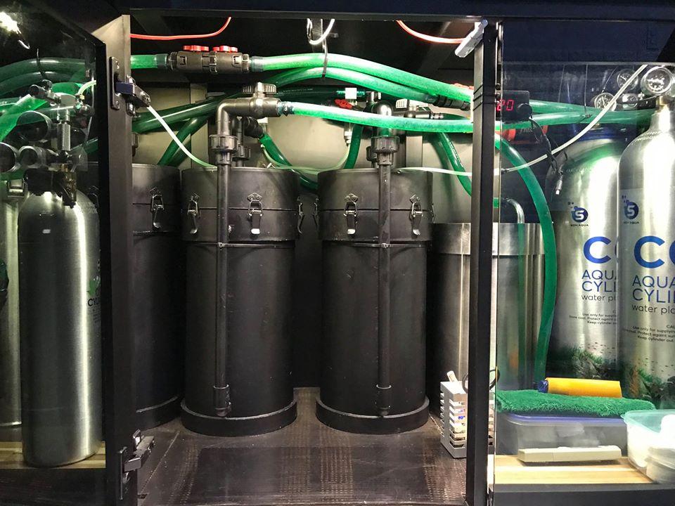 Lọc thùng chế hồ thủy sinh
