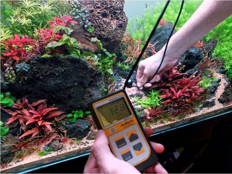 đo ánh sáng thủy sinh