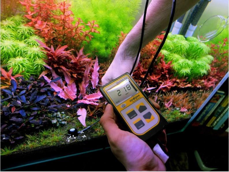 đo ánh sáng thủy sinh 2