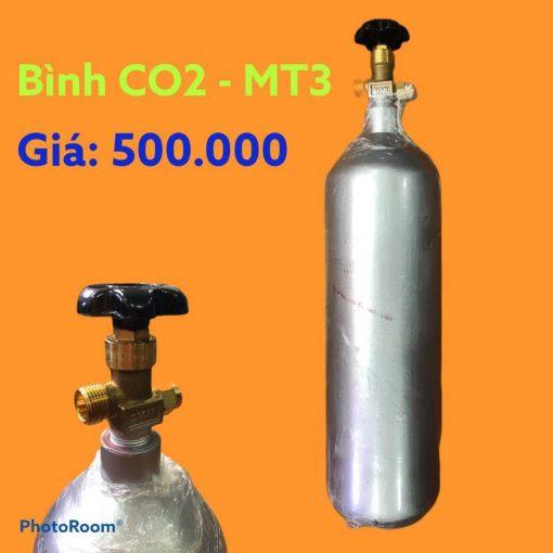 Bình CO2 MT3 giá rẻ