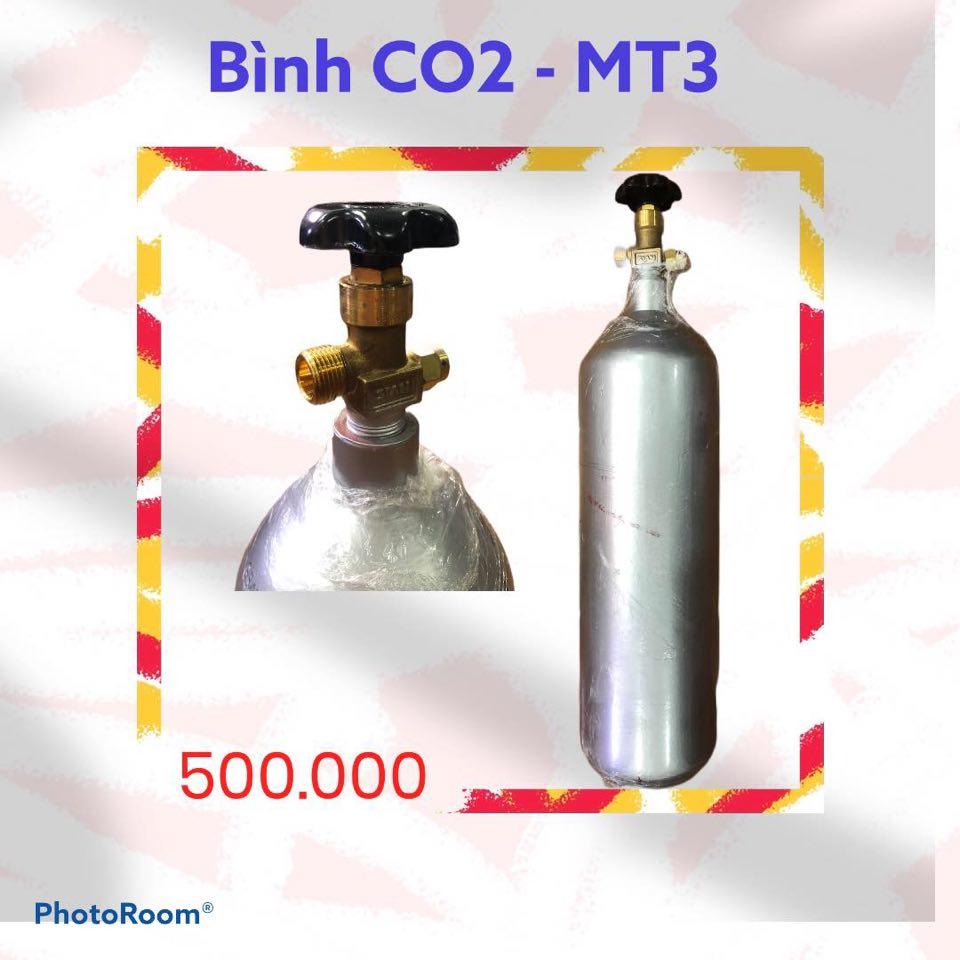 Bình CO2 THUY SINH