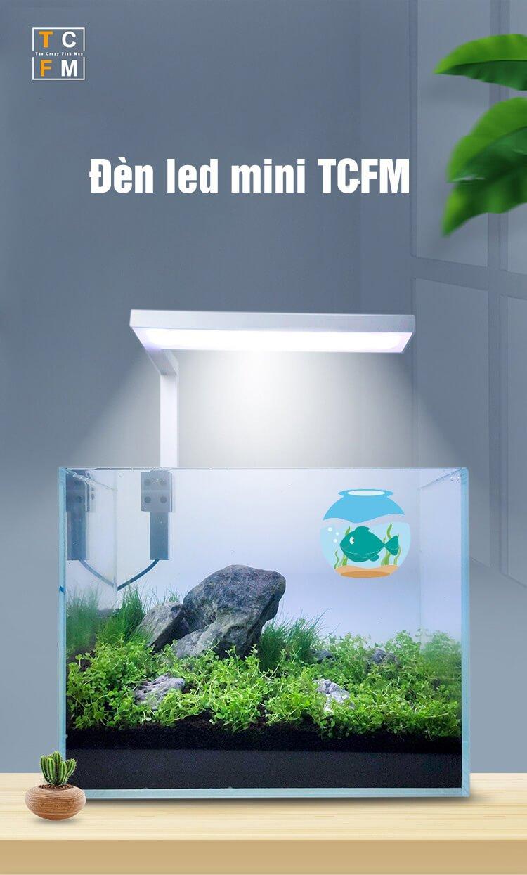 Đèn led TCFM