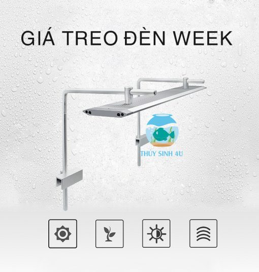 Giá treo đèn Week tròn