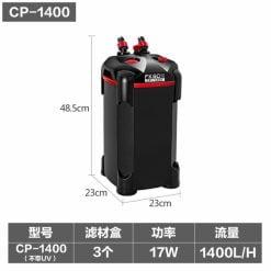 Loc thung FKSC CP1400