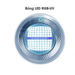 Bóng led RGB-UV mới