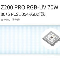 Công nghệ bóng LED RGB 3 in 1