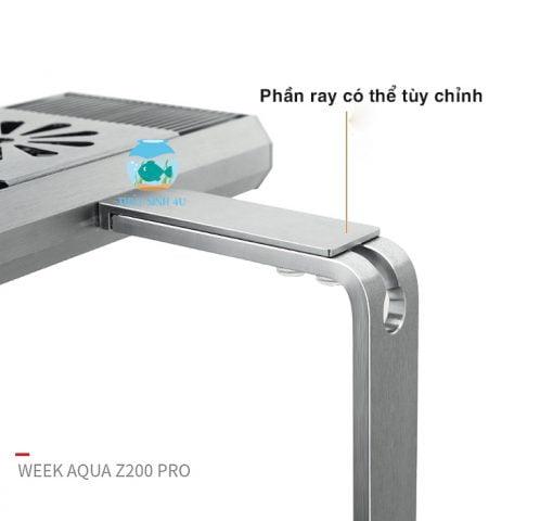 Giá treo đèn week Z200 PRO có thể tùy chỉnh