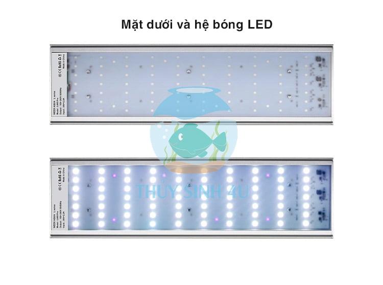 Hình ảnh thiết kế mạch bóng LED