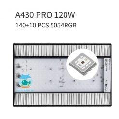 Số bóng LED đèn A430 Pro
