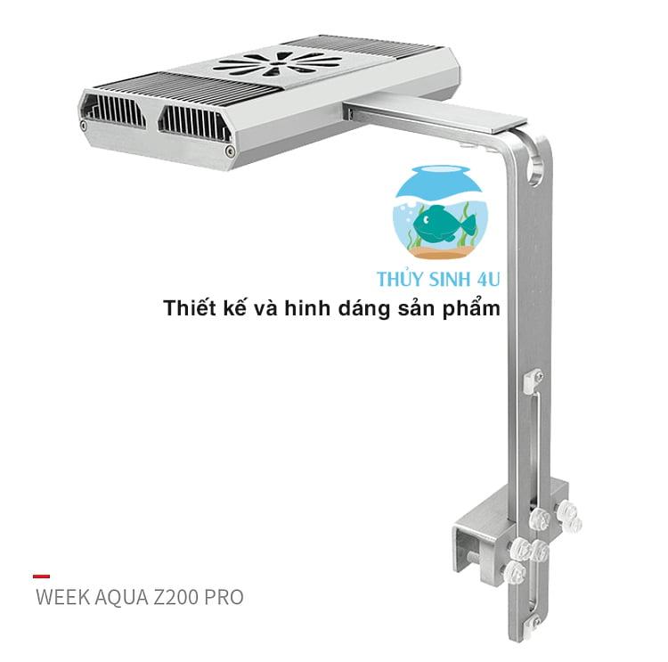 Thiết kế sản phẩm Week Z200 PRO
