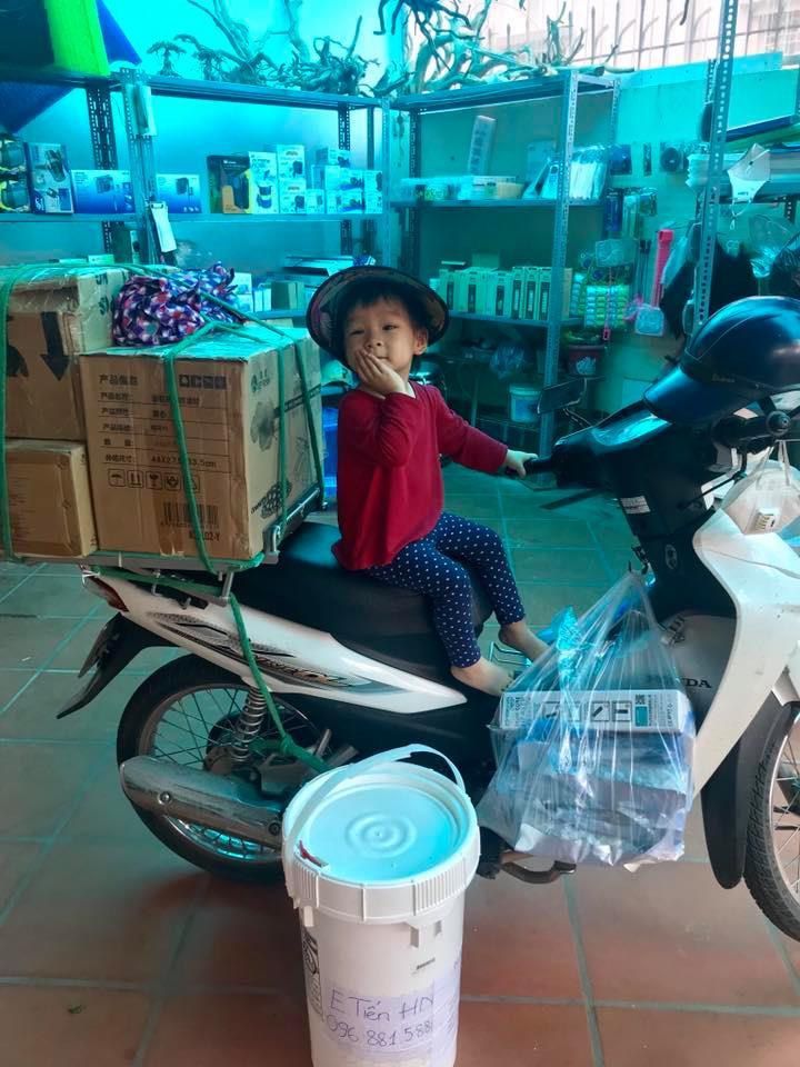 Cửa hàng Aqua Long Biên