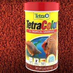 Thức ăn Tetra Color Tropical Granules