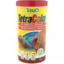 Thức ăn kích màu cá Tetra Color