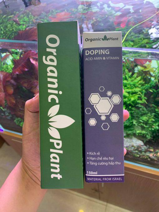 Combo Phân nước Fertilizer The Organic