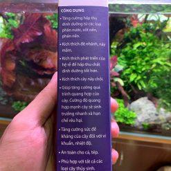 Công dụng Phân nước DOPING - Organic Plant