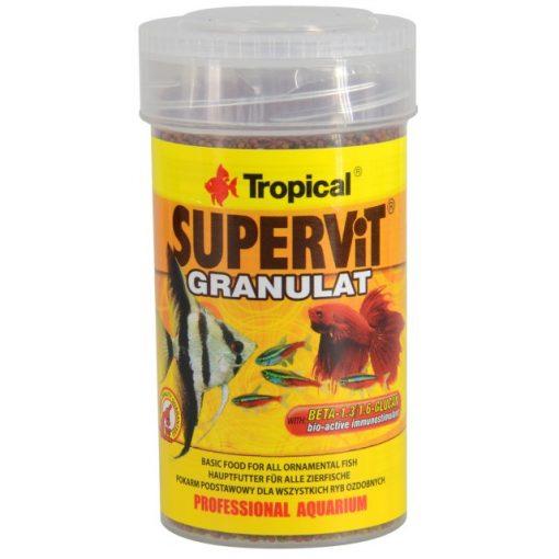 Thức ăn TRopica Supervit Granulat hàng chiết